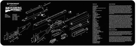 TekMat Mossberg Hagelgevär