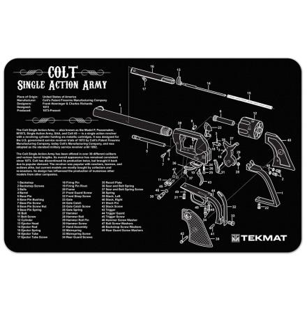 TekMat Colt Single Action Army Revolver