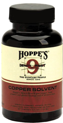 Hoppe's No.9 Bench Rest Copper Remover (150ml)