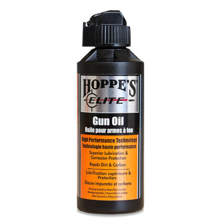 Hoppe's Elite Gun Oil (118ml)