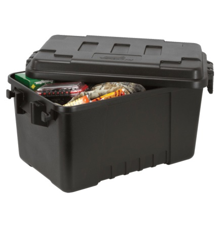 Plano Sportsman Trunk, Small - BLACK