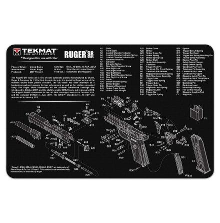 TekMat Ruger SR 9 (SR 40)