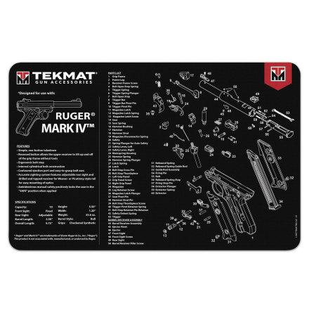 TekMat Ruger Mark IV