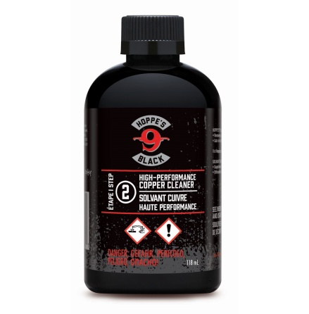 Hoppes Black Copper Cleaner 118ml