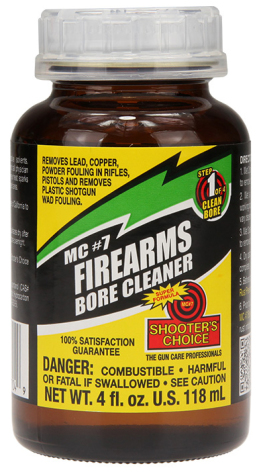 Shooters Choice MC#7 solvent (118ml)
