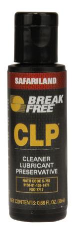 Break-Free CLP flaska (20ml)