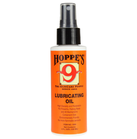Hoppe's No. 9 Vapenolja pump (120ml)