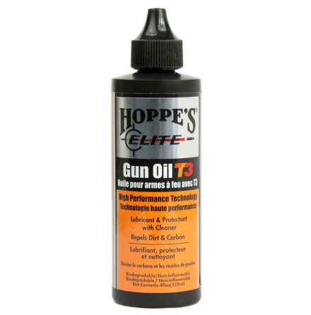 Hoppe's Elite Gun Oil T3 (118ml)