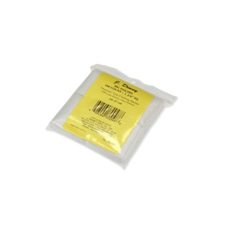 Draglappar fyrkantig 45mm (100st)