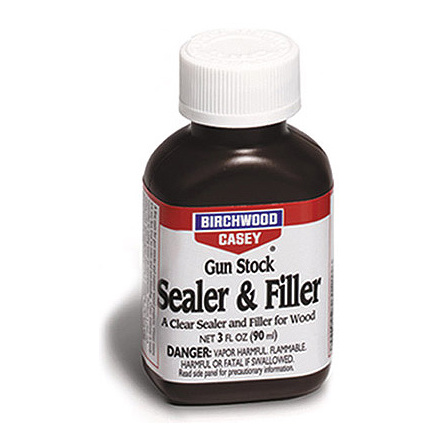 Gun Stock Sealer & Filler (90ml)