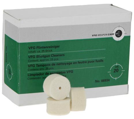 VFG filtmopp 20GAU (25st)